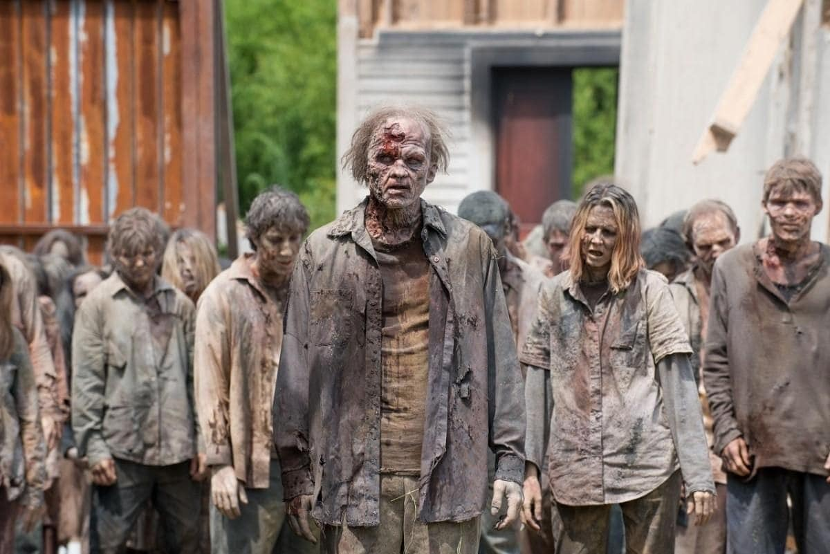 zombie dream meaning, dream about zombie, zombie dream interpretation, seeing in a dream zombie