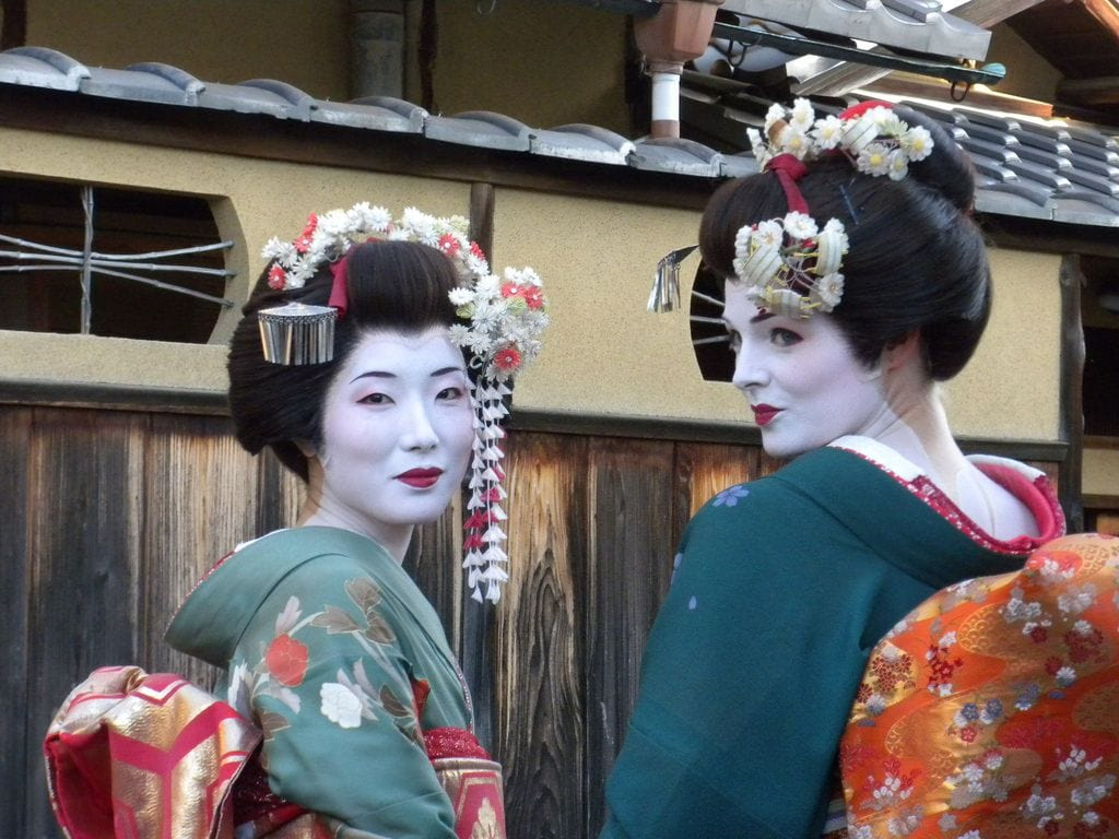 geisha dream meaning