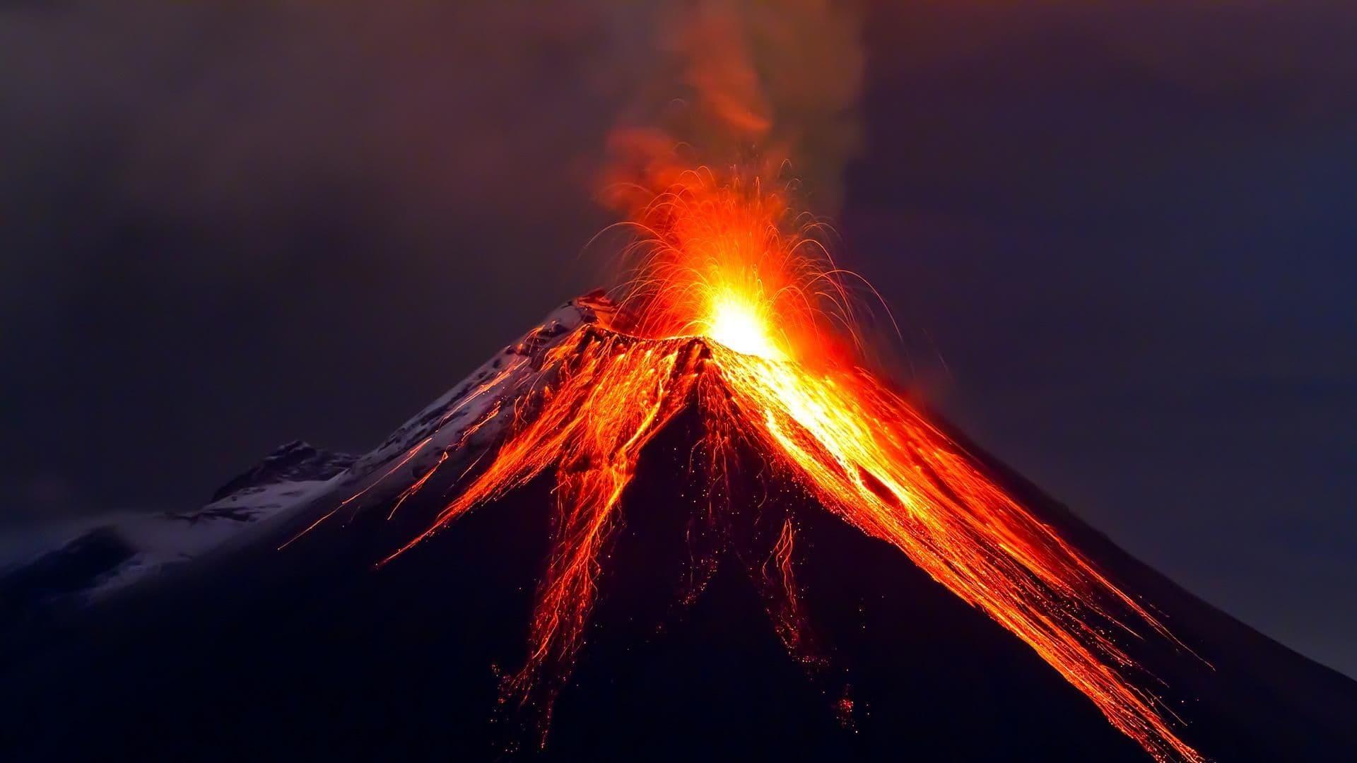 volcano dream meaning, dream about volcano, volcano dream interpretation, seeing in a dream volkano