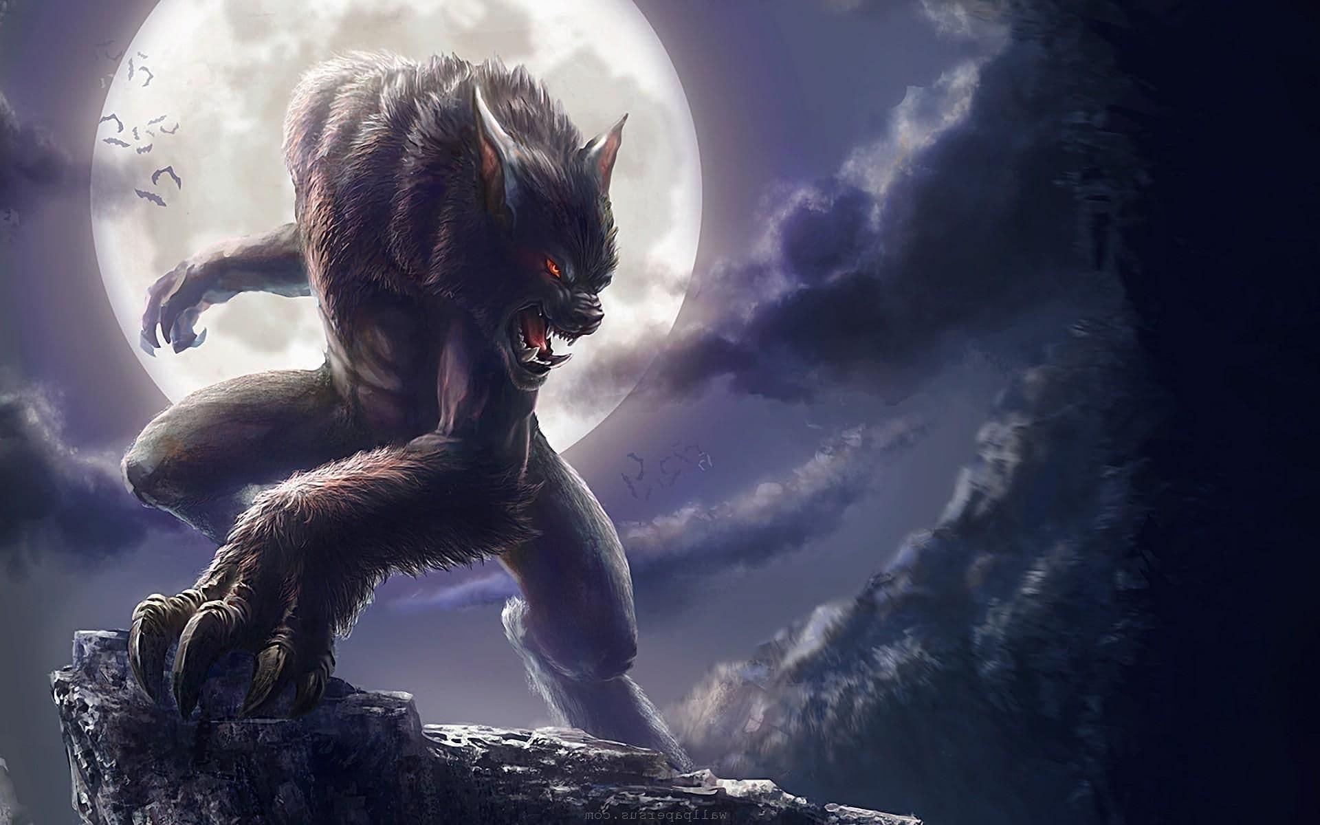 werewolf dream meaning, dream about werewolf, werewolf dream interpretation, seeing in a dream werewolf